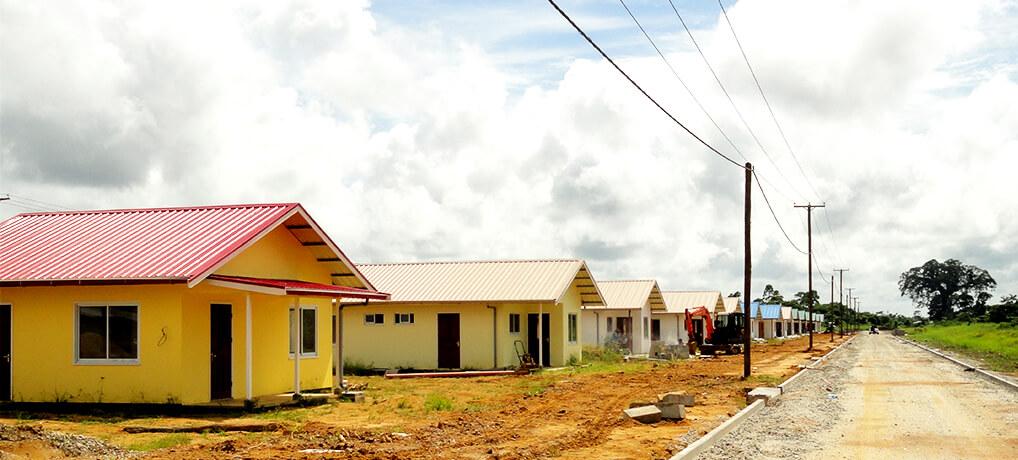 Woningbouw Project Richelieu