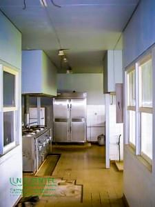 Overzicht nieuw keuken